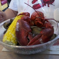 Photo taken at Anthony's Seafood by Shannon F. on 6/5/2012