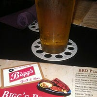 Photo taken at Bigg's BBQ by Kristy M. on 8/8/2012