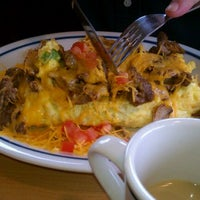 Photo taken at IHOP by S'Re M. on 3/31/2012
