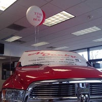 Photo taken at Al Deeby Chrysler Dodge Jeep by Joe F. on 2/7/2012