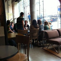 Photo taken at Starbucks by Sean M. on 9/1/2012