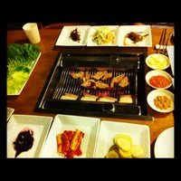 Photo taken at Ola! Barbeque Garden by Jamie L. on 9/7/2012