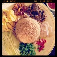 Photo taken at Afhy Tea Milk & Food by Peerasak C. on 9/2/2012
