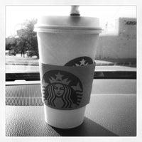 Photo taken at Starbucks by Samantha Z. on 4/10/2012