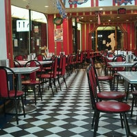 Photo taken at American Coney Island by Aaron C. on 9/10/2012