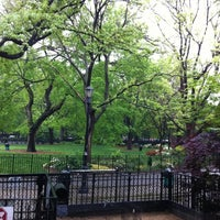 Photo taken at Tompkins Square Park by Johnny R. on 5/9/2012