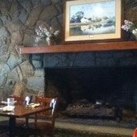 Photo taken at Rode's Fireside Restaurant by Brian T. on 7/24/2012