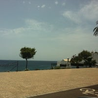 Photo taken at Avda De Las Playas by Chinese R. on 8/25/2012