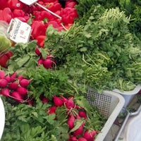 Photo taken at Haymarket Square Farmer's Market by Katherine P. on 9/8/2012