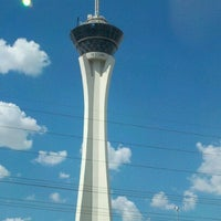 Photo taken at Stratosphere Casino, Hotel & Tower by Theresa C. on 7/16/2012