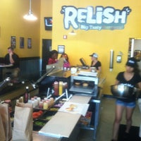 Photo taken at Relish Downtown by Rob R. on 4/30/2012