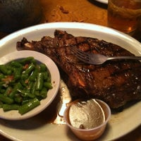 Photo taken at Texas Roadhouse by Chris T. on 6/16/2012