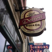 Photo taken at Detroit Beer Company by Craig T. on 3/30/2012