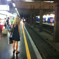 Photo taken at Metro Centrale FS (M2, M3) by Pavel A. on 8/17/2012