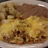 Photo taken at Los Nortenos Mexican Restaurant by Dina C. on 6/15/2012