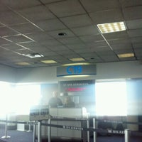 Photo taken at Gate C19 by Trayc T. on 5/11/2012