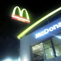 Photo taken at McDonald's by Rocio F. on 4/25/2012