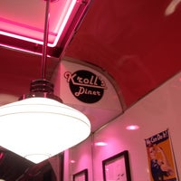 Photo taken at Kroll's Diner by D B. on 4/22/2012