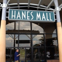 Photo taken at Hanes Mall by Mee Kittiphong on 7/29/2012