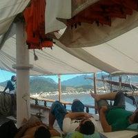 Photo taken at Escuna Banzay by Ana Paula Pinheiro M. on 8/18/2012