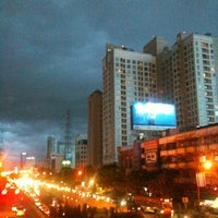 Photo taken at Ratchada-Sutthisan Intersection by Fern on 8/20/2012