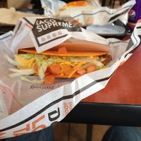 Photo taken at Taco Bell by Tyler K. on 3/24/2012