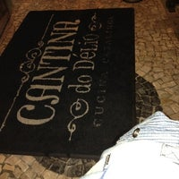 Photo taken at Cantina do Délio by Vanessa L. on 5/11/2012