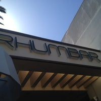 Photo taken at RHUMBAR by Nick R. on 3/31/2012