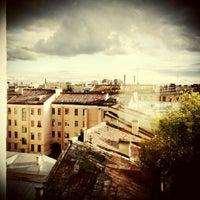Photo taken at Санкт-Петербургский государственный архитектурно-строительный университет (СПбГАСУ) by Jumangee . on 9/6/2012