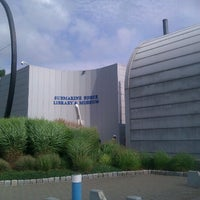 Photo taken at Submarine Force Library & Museum by Jenny on 8/12/2012