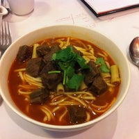Photo taken at Mapo Tofu by Angela L. on 2/15/2012