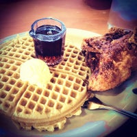 Photo taken at Lo-Lo's Chicken & Waffles by Wewhum F. on 4/12/2012