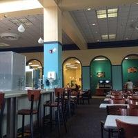 Photo taken at Wagoner Dining Hall by Olga S. on 4/27/2012