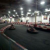 Photo taken at K1 Speed Irvine by Jason T. on 6/2/2012
