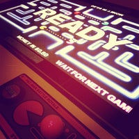 Photo taken at Ground Kontrol Classic Arcade by Wes A. on 8/22/2012