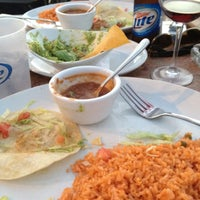 Photo taken at Cinco Mexican Cantina by Joselynne B. on 6/3/2012