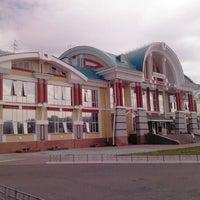 Photo taken at Железнодорожный вокзал Бийска by Dmitry P. on 7/3/2012