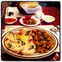 Photo taken at Old Jerusalem Restaurant by Brian W. on 5/19/2012