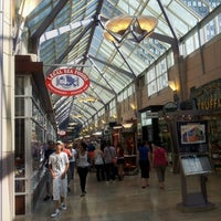 Photo taken at The Shops at Prudential Center by Mônica G. on 7/8/2012