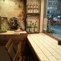 Photo taken at Piccolo Cafe by duane l. on 9/10/2012