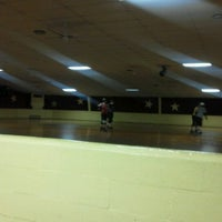 Photo taken at Mid-Cities Skateland by John P. on 3/6/2012