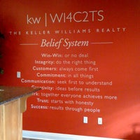 Photo taken at keller Williams Realty by Renee F. on 6/21/2012