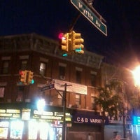 Photo taken at Myrtle Ave by Ricardo J. S. on 7/15/2012