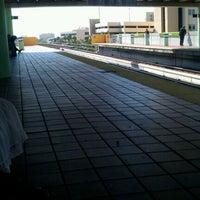 Photo taken at MDT Metrorail - Civic Center Station by Robert H. on 2/23/2012