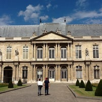 Photo taken at Archives Nationales by Duk-Lyul K. on 8/26/2012