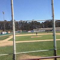 Photo taken at SLO Stadium at Sinsheimer Park by McKinley on 8/4/2012