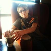 Photo taken at Starbucks by Lora R. on 8/19/2012