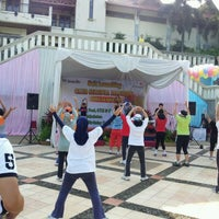 Photo taken at Vila Delima - Sport House by Achmad R. on 4/14/2012