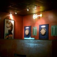 Photo taken at Hideout Pub by Denielle G. on 9/3/2012