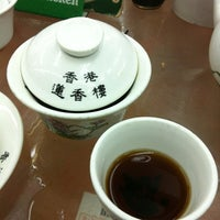 Photo taken at Lin Heung Tea House by Yvonne N. on 3/10/2012